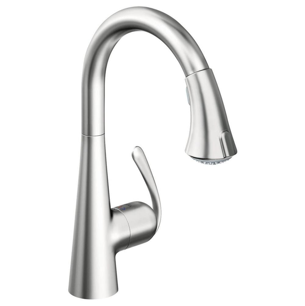 Keller Supply Company Grohe 32298sd0 Ladylux Ohm Sink Pull Out
