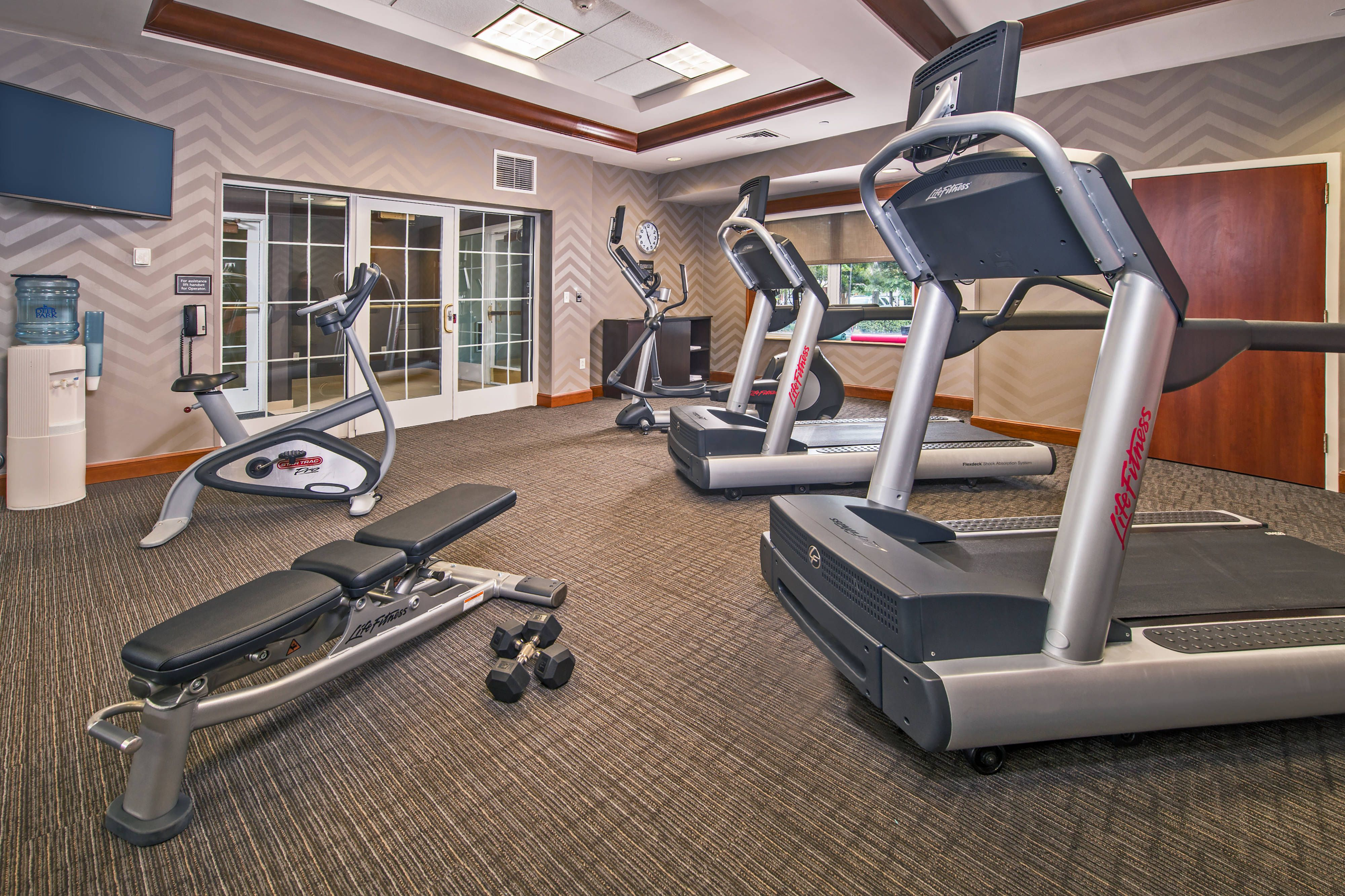 Residence Inn Chesapeake Greenbrier Fitness Center