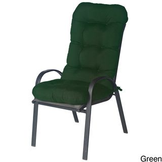 Overstock Com Outdoor All Weather Fabric Chair Cushion Make Your