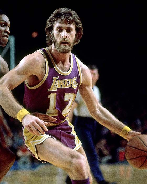 39cd925ddc6 Pat Riley - As a player! - All Things Lakers - Los Angeles Times ...
