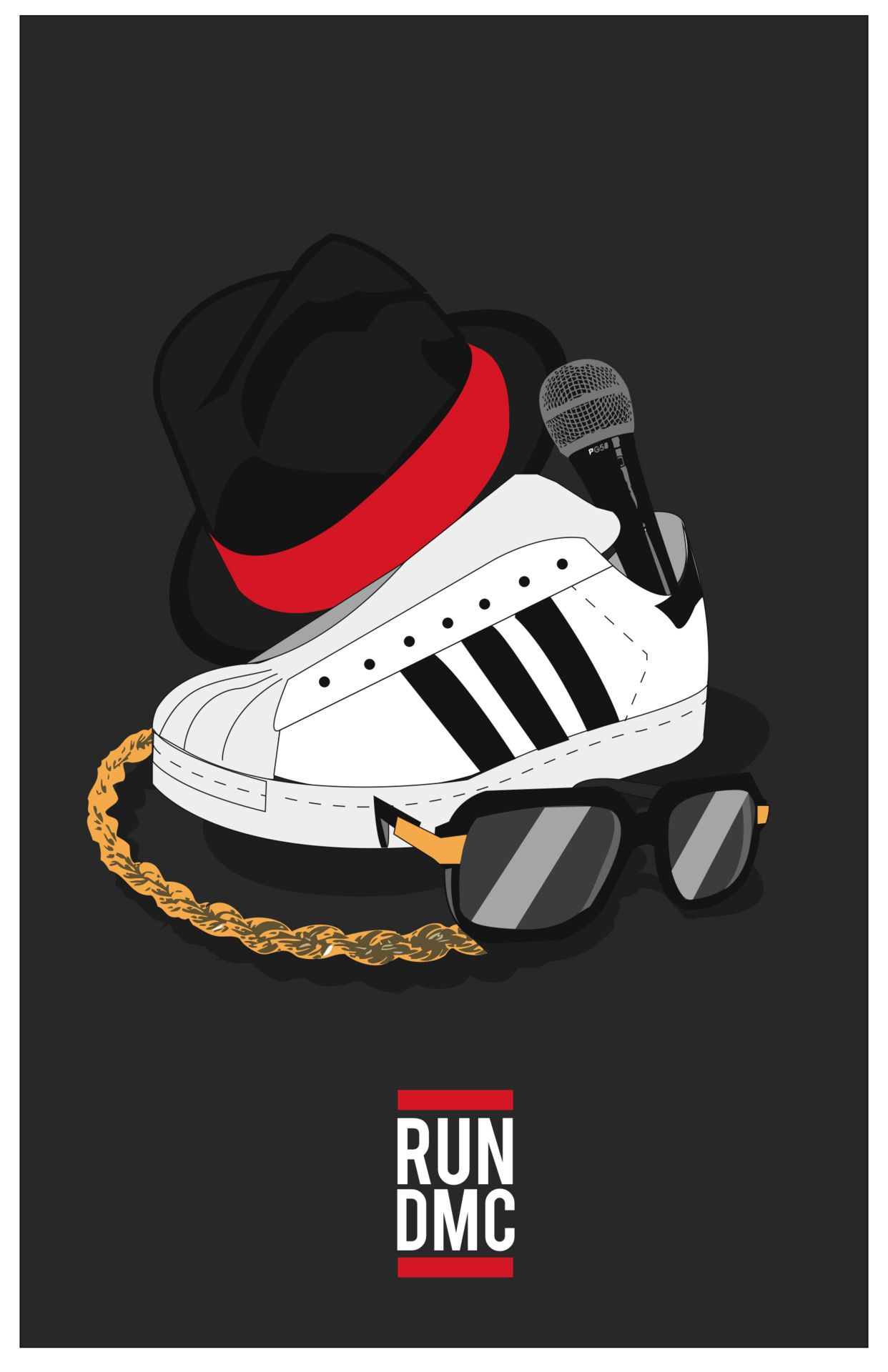 I love hiphop. adidas run dmc 7fe136cc807a