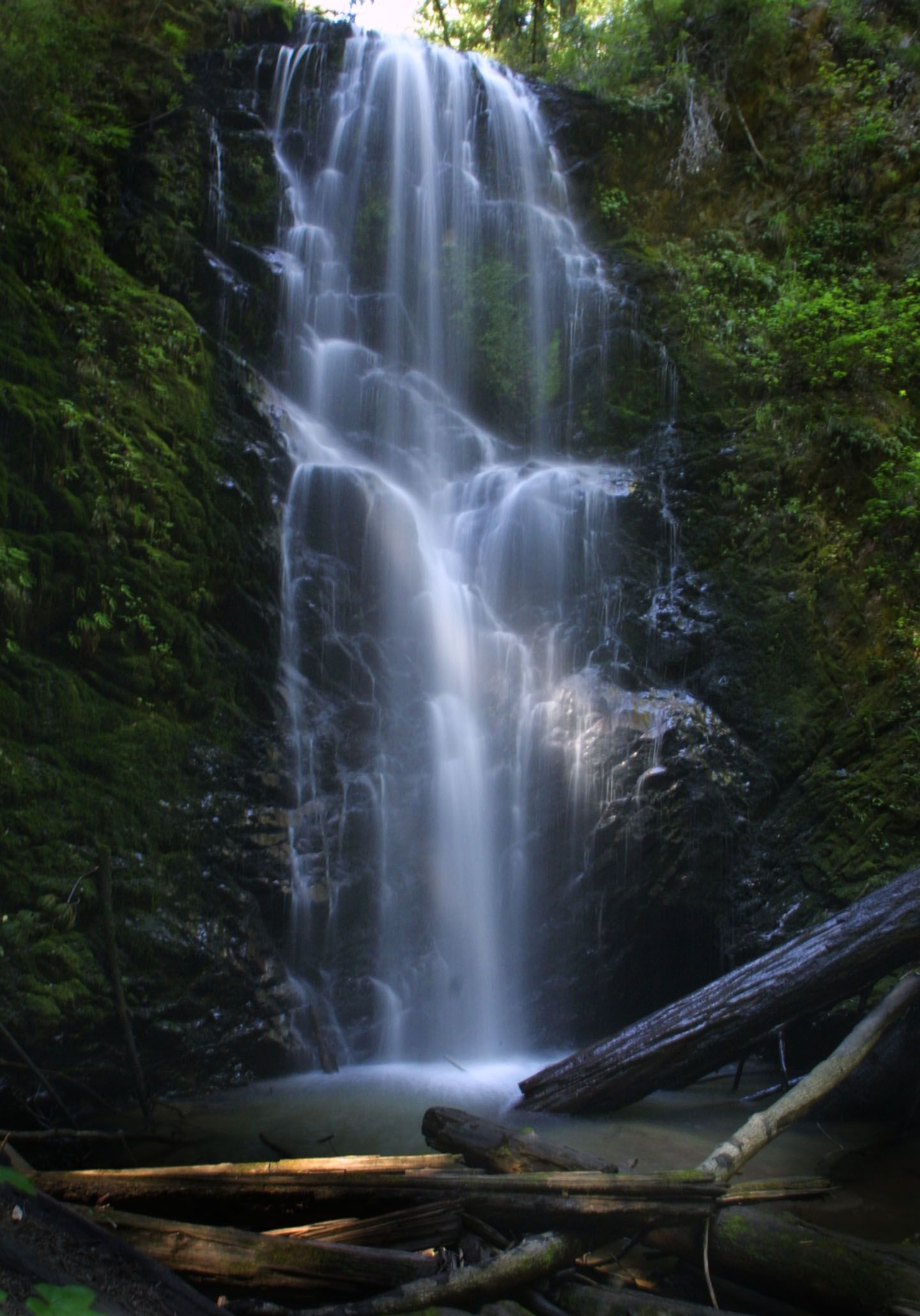 No On The List Of The Top Things To Do In Santa Cruz County - 10 waterfalls to see before you die