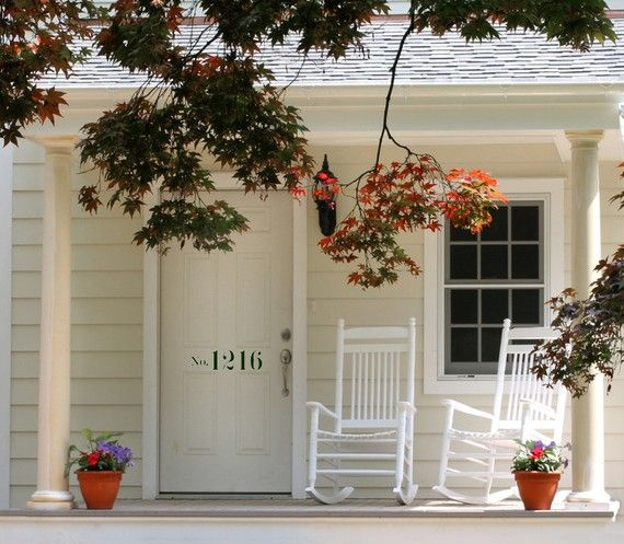 House Number For Your Front Door