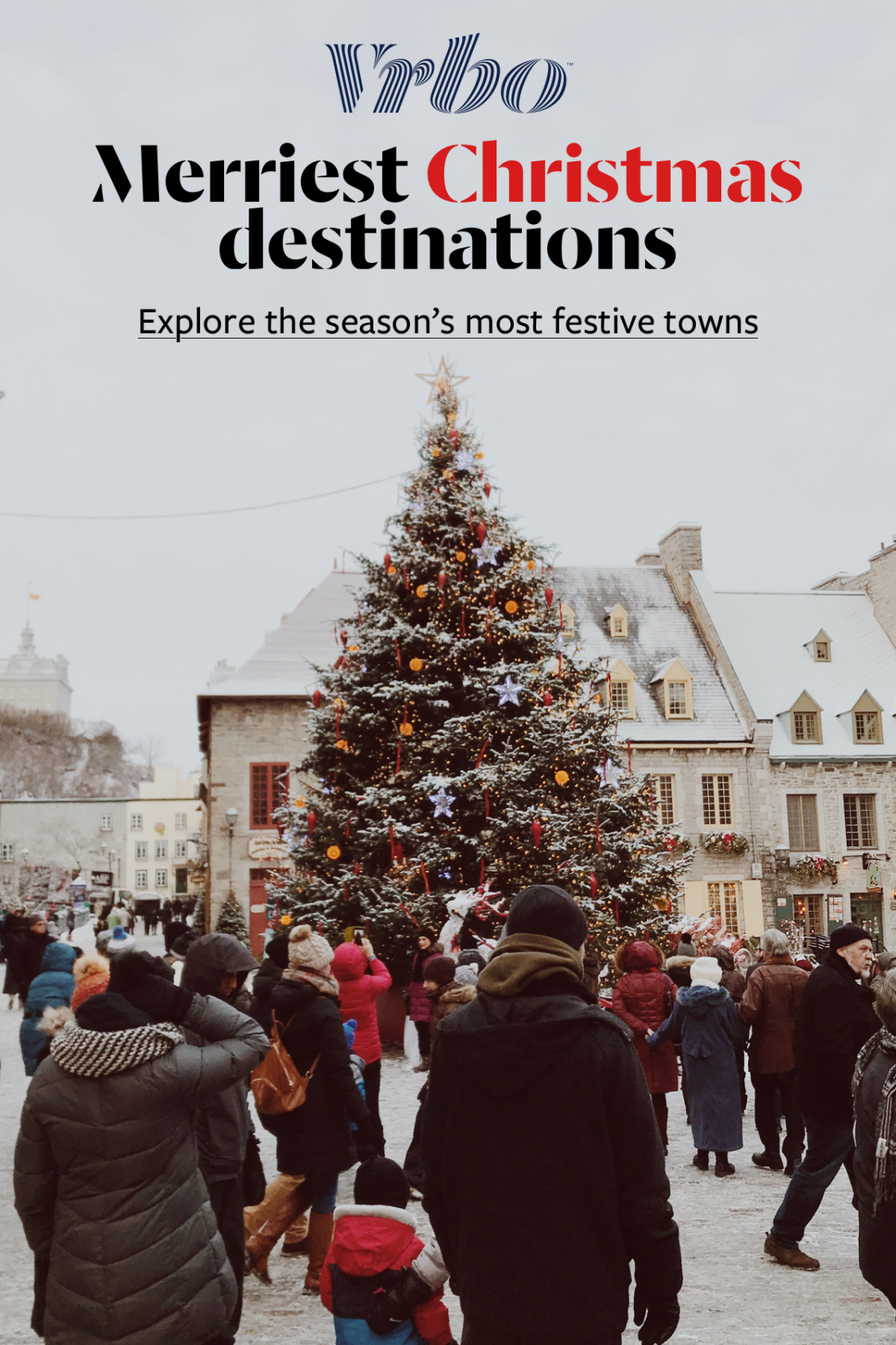 The Perfect Christmas Town In The Usa Awaits Start Planning Your Family Holiday Getaway And Ch In 2020 Christmas Destinations Christmas Travel Winter Family Vacations