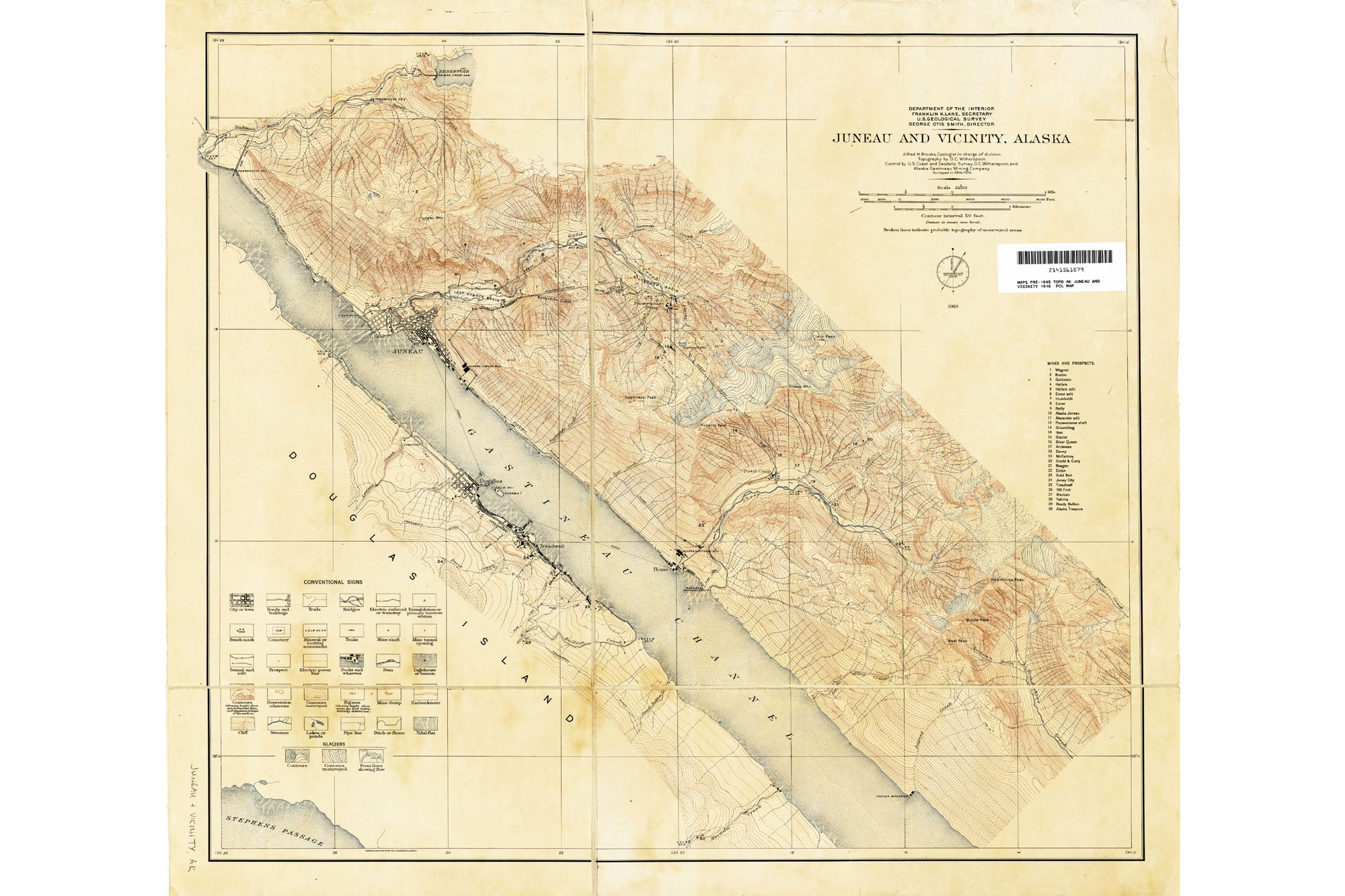 Alaska Topographic Maps, USGS - ATLAS OF PLACES   CARTOGRAPHY ...