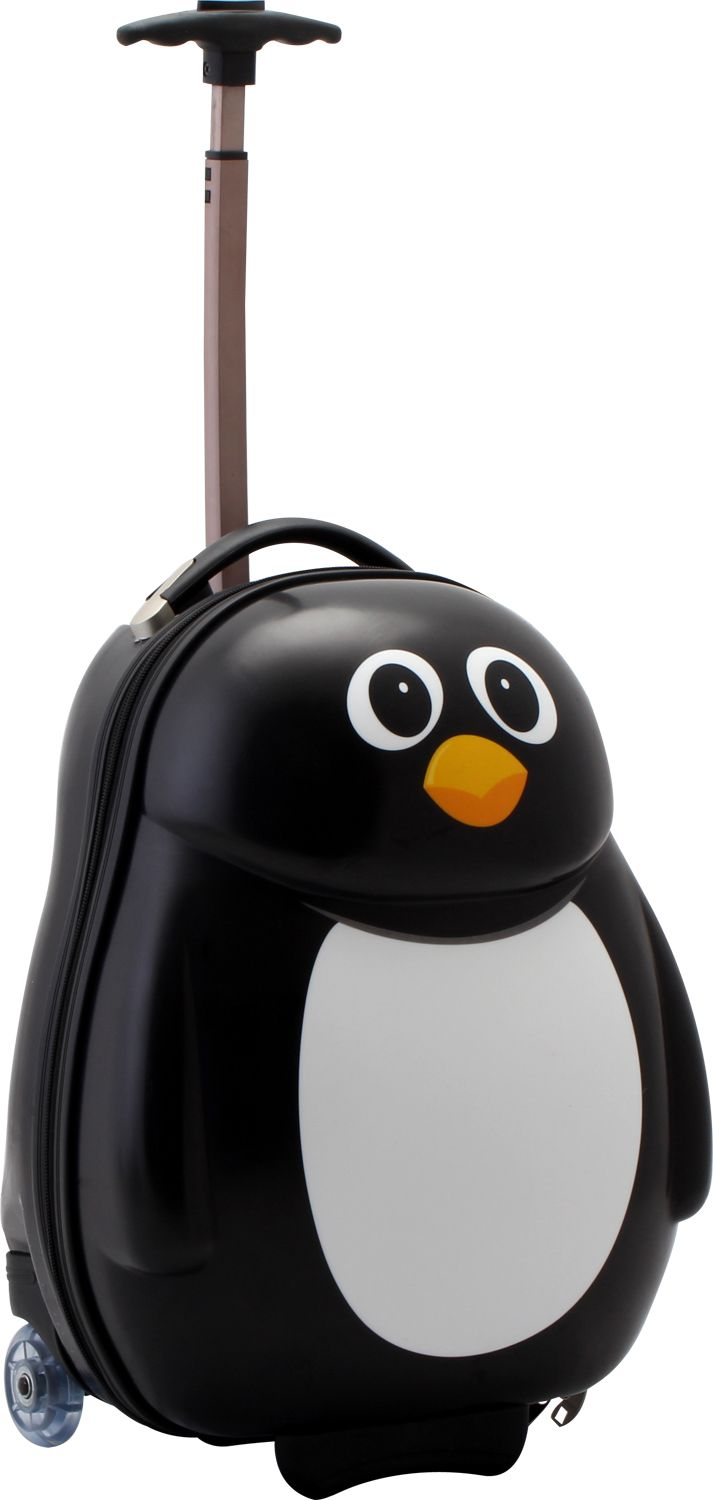 Kinder Rollkoffer The Cuties And Pals Pinguin Trolley Pinguin Kinderkoffer