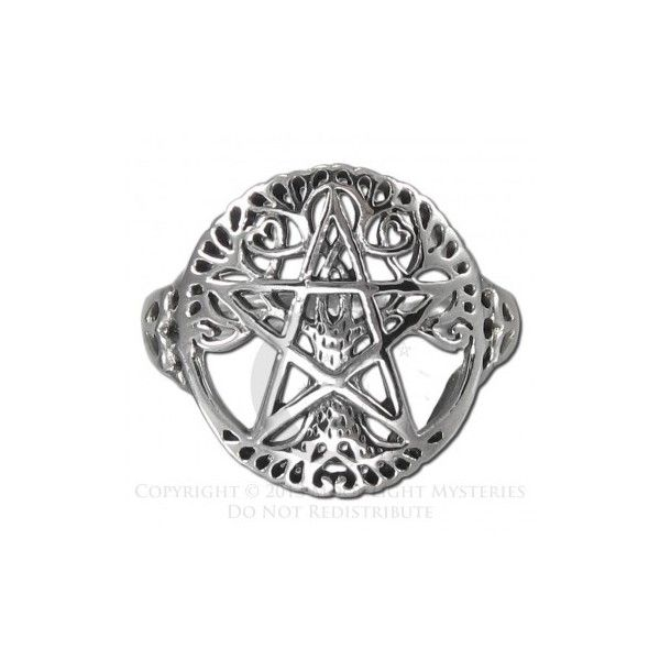 wiccan and pagan pentacle engagement rings and handfasting wedding 45 - Wiccan Wedding Rings