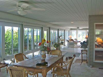 Patio Sunroom Porch Enclosures Coastal Sunrooms Amp Porch
