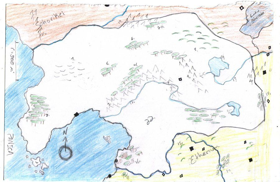In the world of kemalea there is panica snort lol either way co explore the map my books and more gumiabroncs Gallery