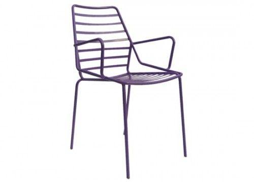Μεταλλικές καρέκλες εξωτερικού χώρου