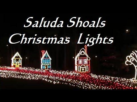 saluda shoals christmas lights columbia sc