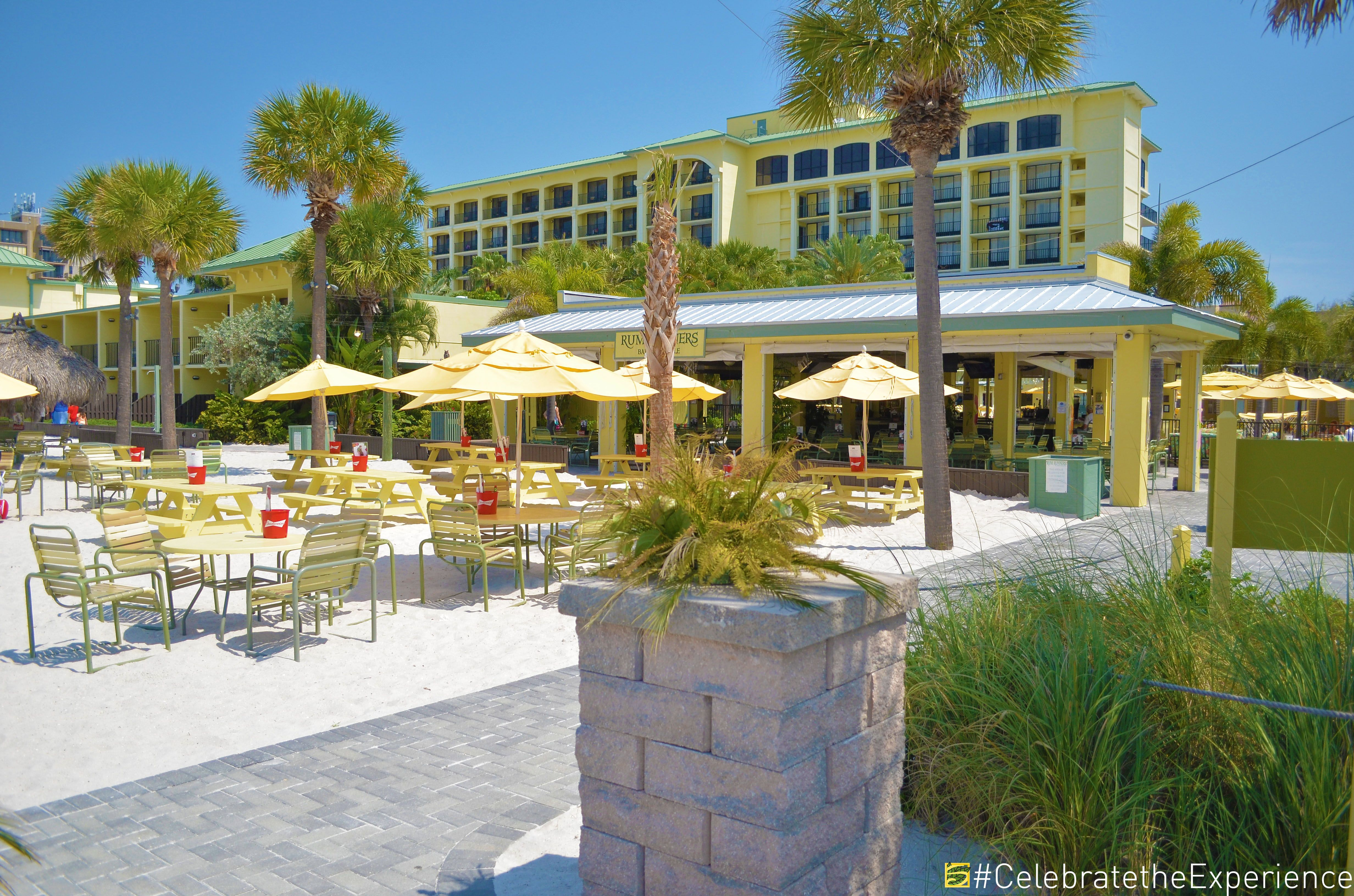 How about breakfast in the sand? HappyMonday StPeteBeach
