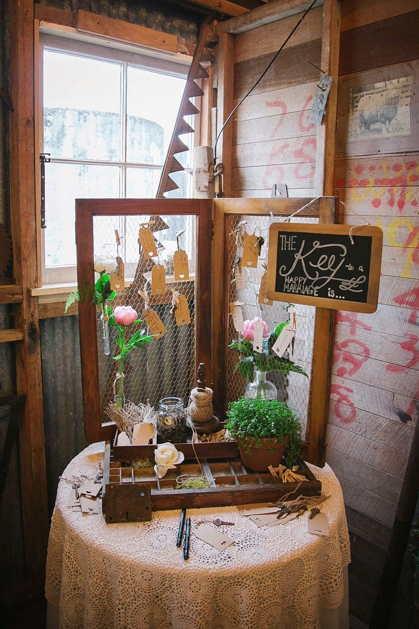 A Lush Rustic Wedding Full of Peonies & Sweet Country Love | Rustic ...