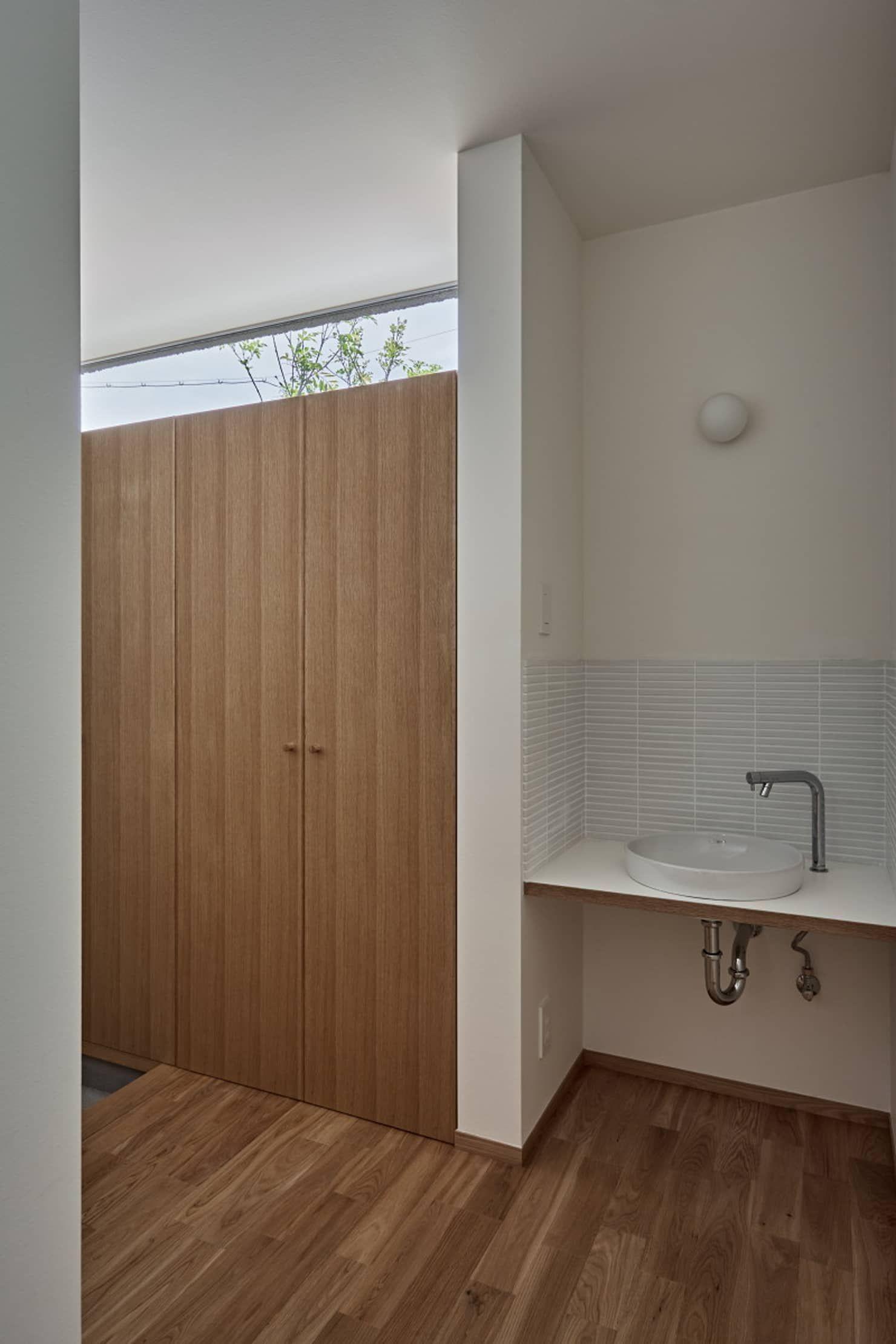 ホワイエのある家 Toki Architect Design Officeが手掛けた廊下