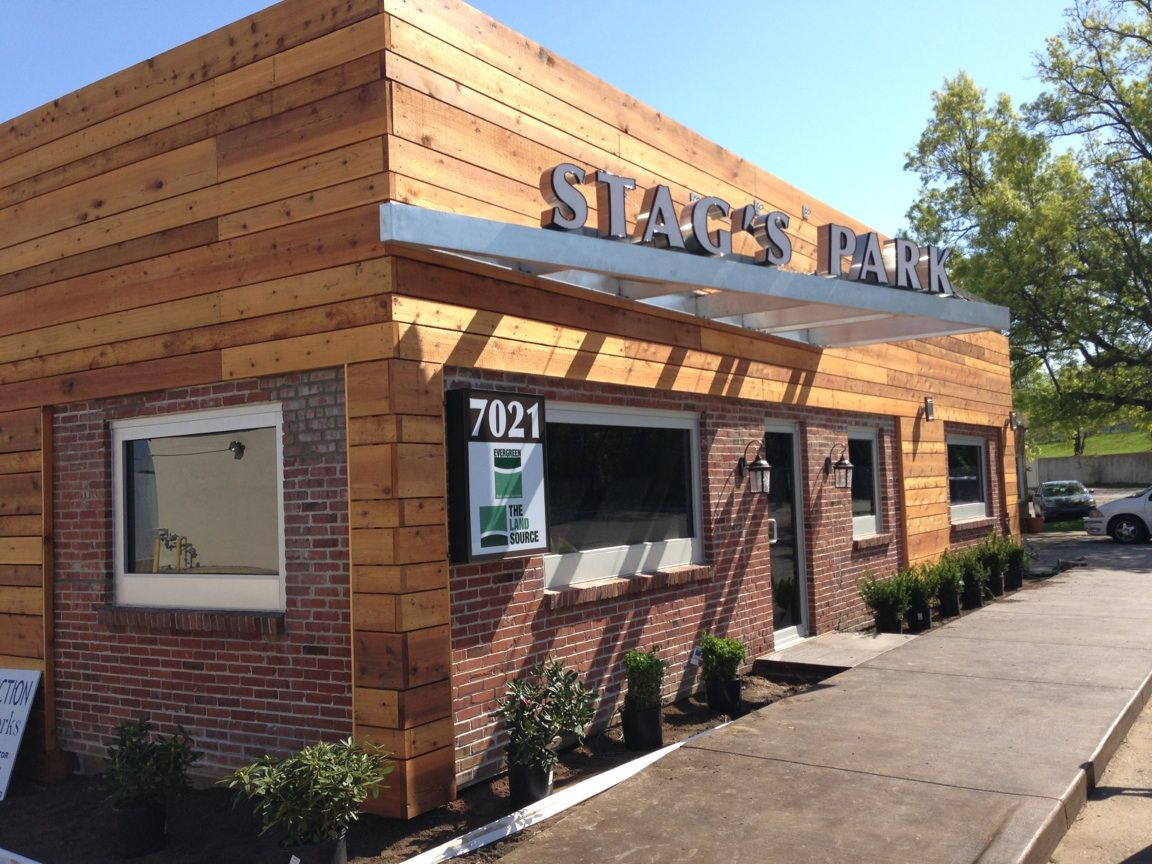 Commercial Building Exterior Facelift Google Search