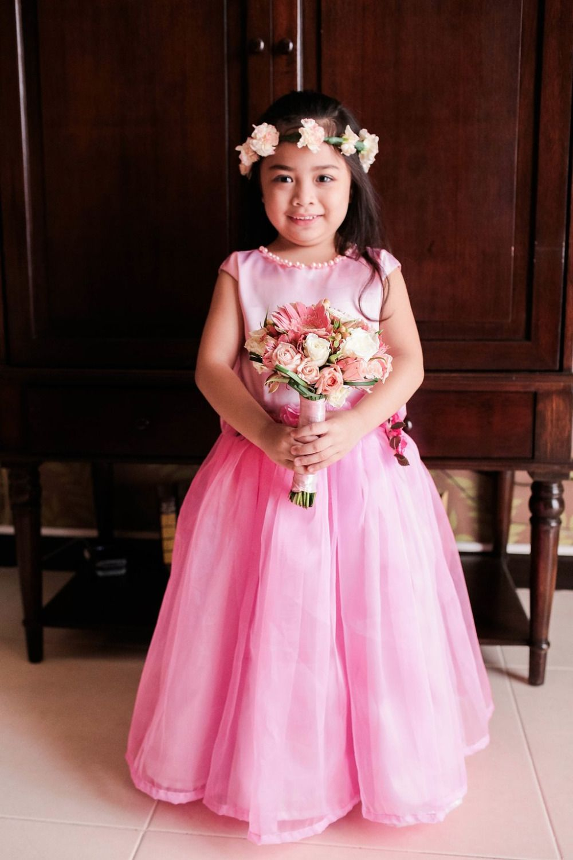 Pink European Inspired Philippines Wedding