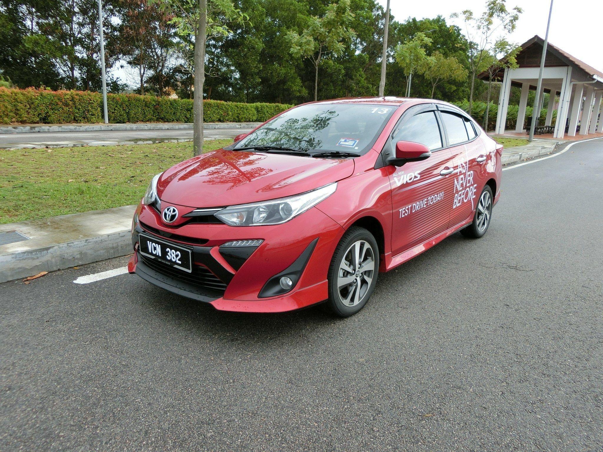 Toyota Vios 2020 Spy Shoot Di 2020 Modifikasi Mobil Mobil