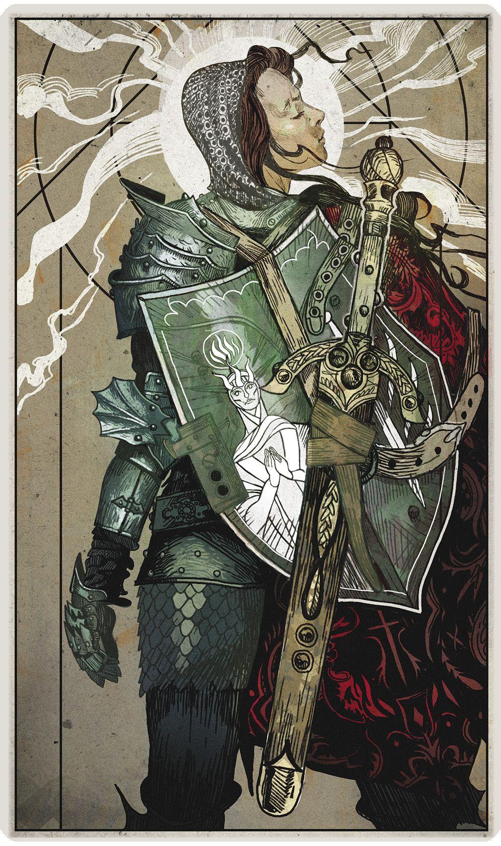 Dragon Age Inquisition Tarot Dragon Age Inquisition Dragon Age