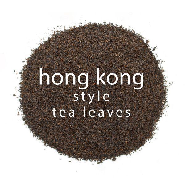 Hong Kong Style Tea Leaves