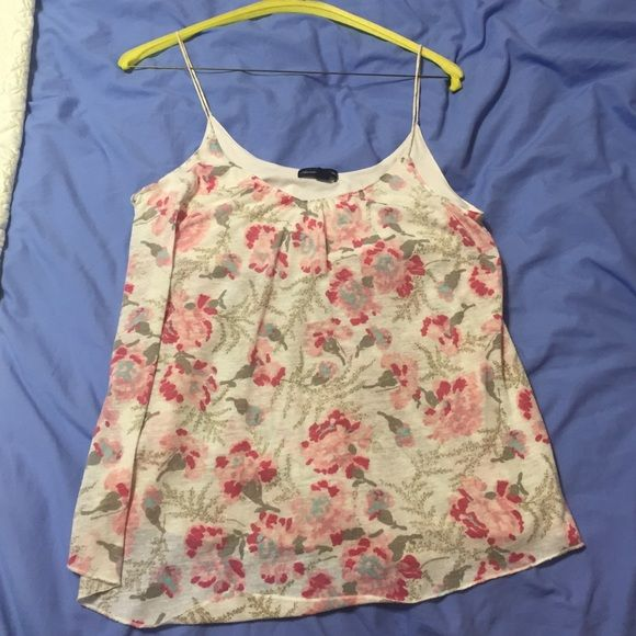 American Eagle tank top Cute AE tank. Has a built in bandeau American Eagle Outfitters Tops Tank Tops