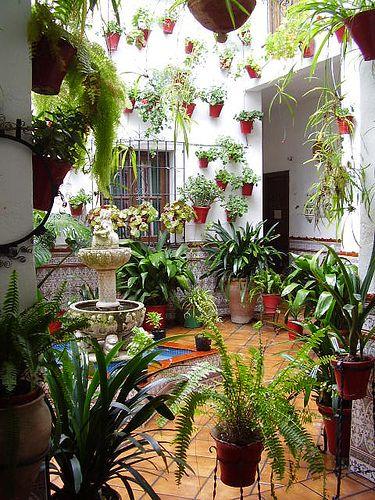 Pandilla basurita ii decoracion economica reciclados for Diseno de fuente de jardin al aire libre