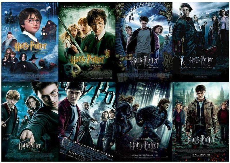 Bubblews Peliculas De Harry Potter Bandas Temas