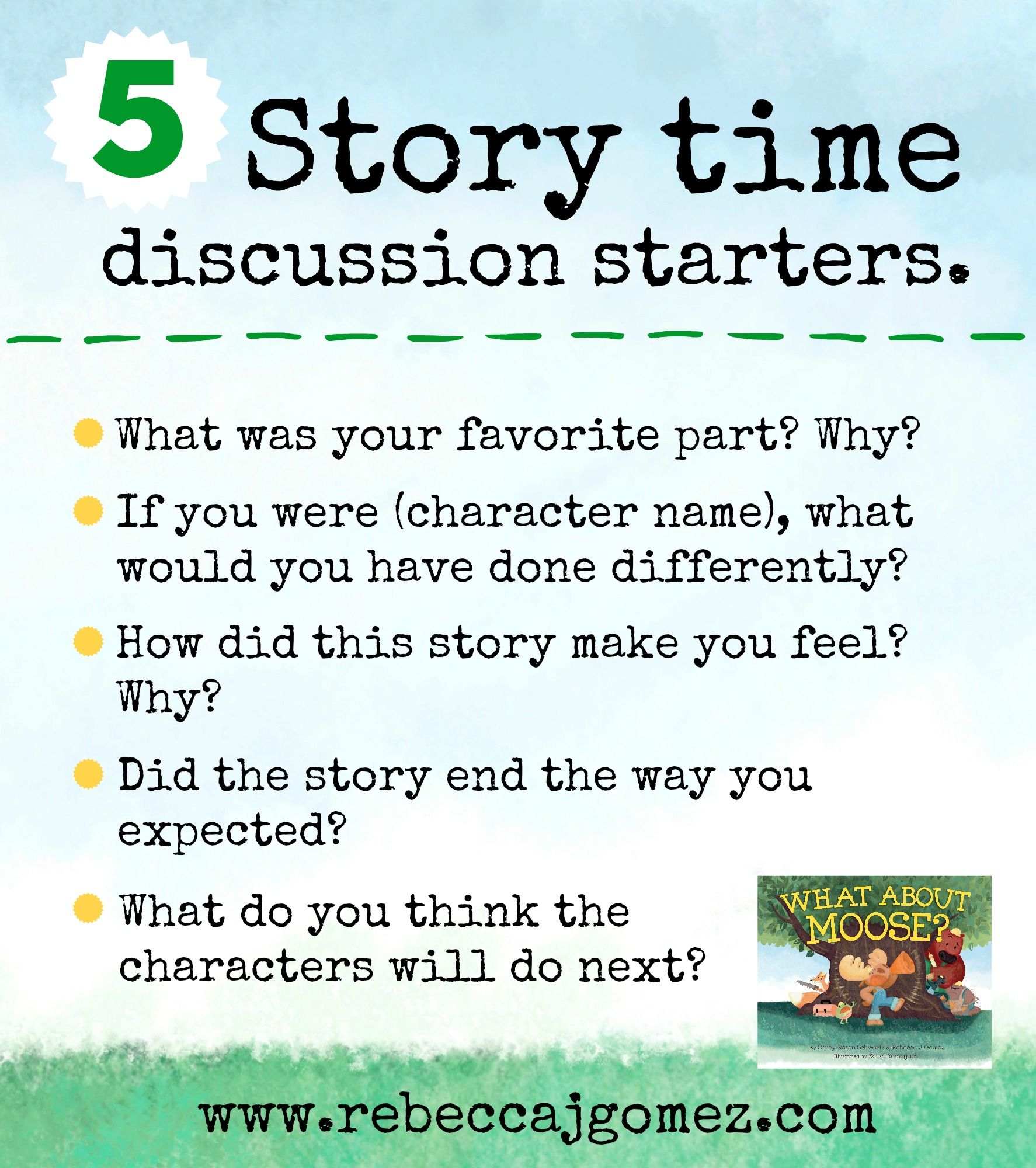 For More Story Time Tips Sign Up For ChildrenS Author Rebecca J