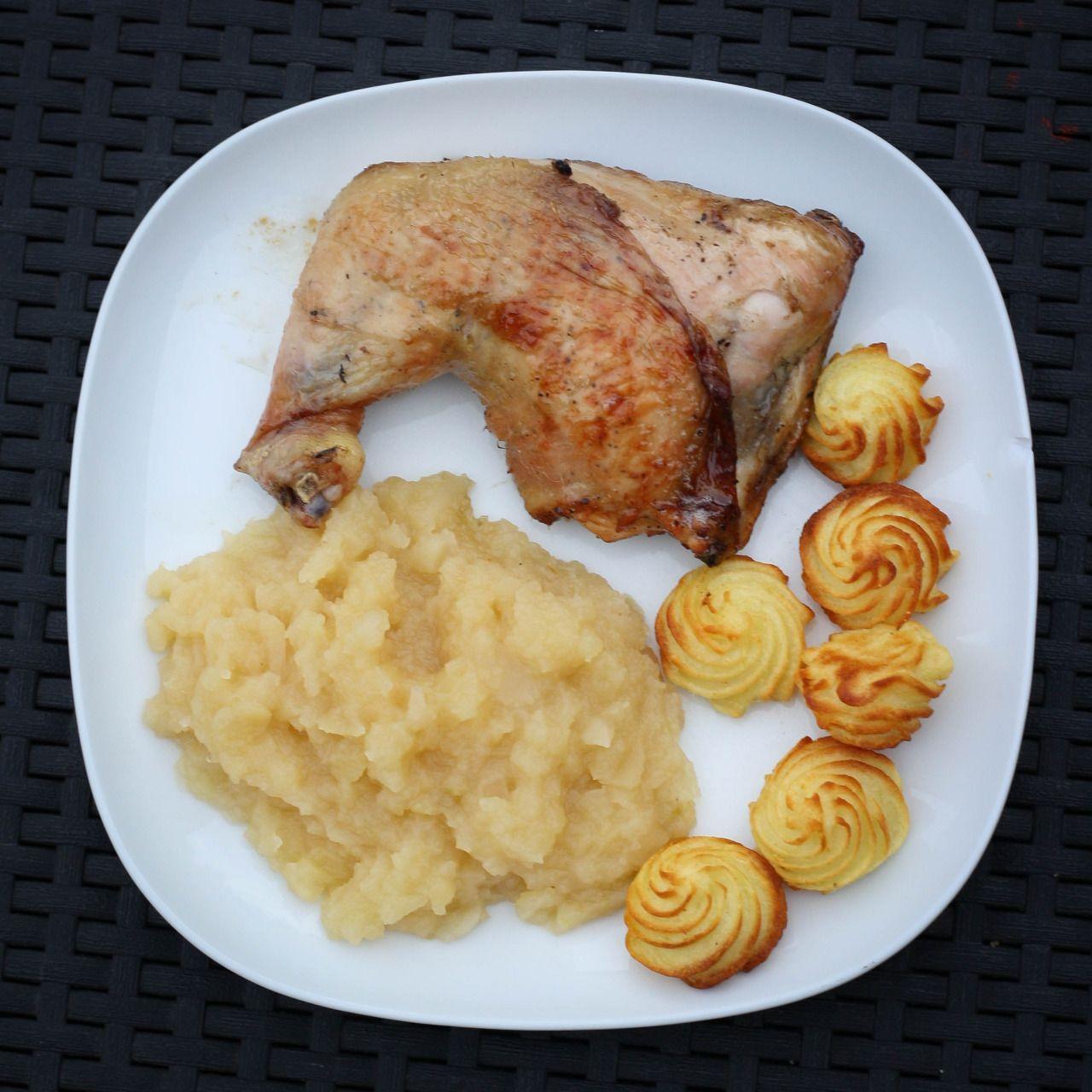 Recipes, Brine Chicken