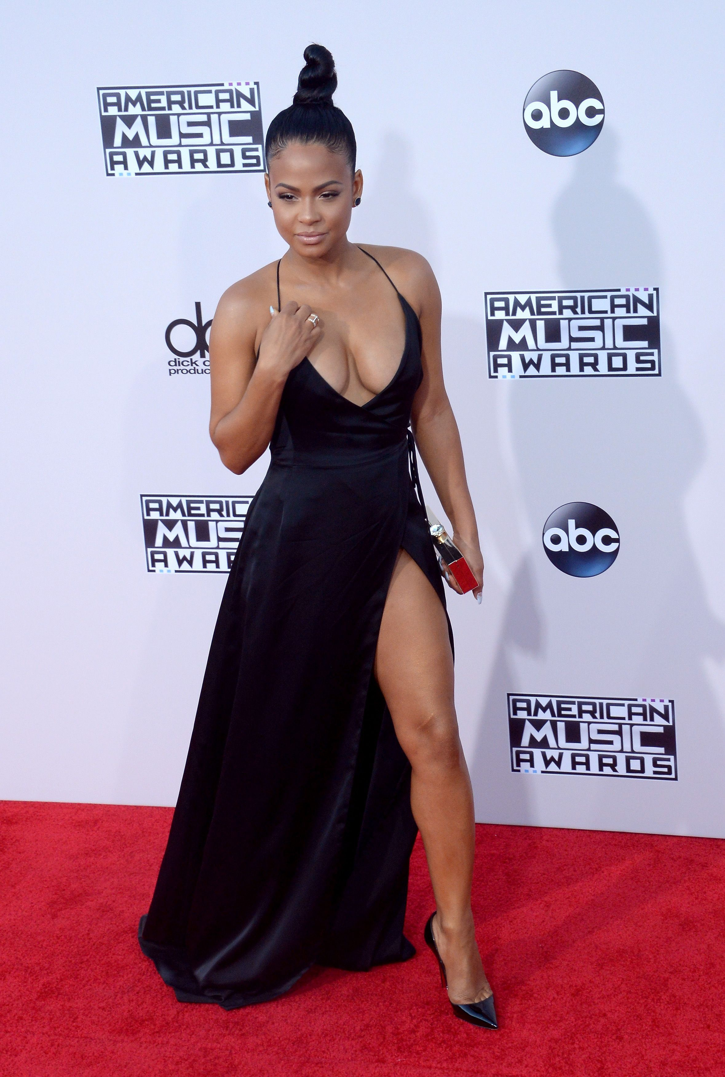 Black dress and heels 11