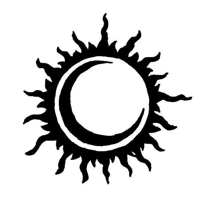 Photo of Image result for eclipse tattoo