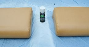 Spray Painting Vinyl Cushions Fabric Spray Paint Fabric Spray Spray Painting
