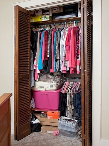 24 ways to declutter your closet closet organization