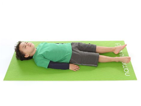corpse pose  yoga for kids kids yoga poses toddler yoga