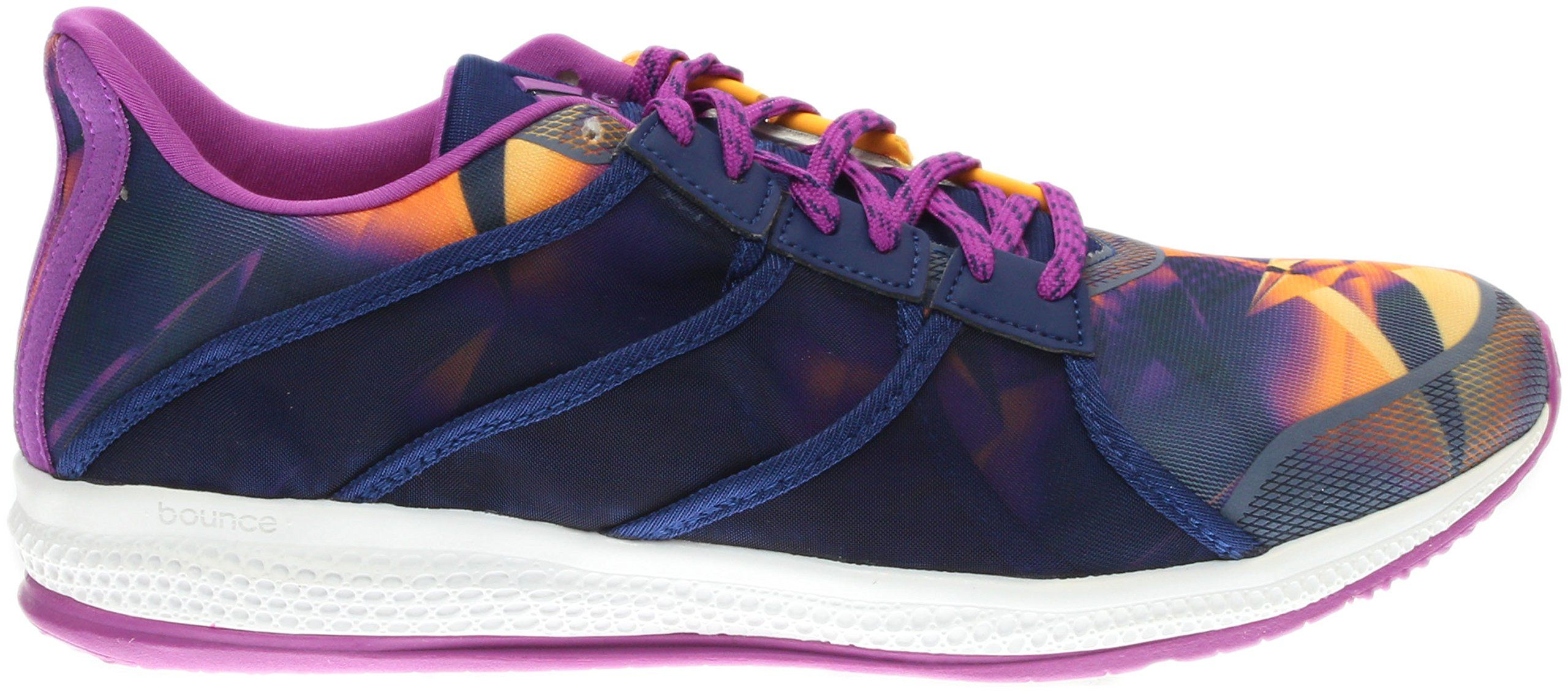 fc71d8845b96f adidas Performance Womens Gymbreaker Bounce CrossTrainer Shoe Shock Purple  Solar Gold White 6.5 M US   To view further for this item
