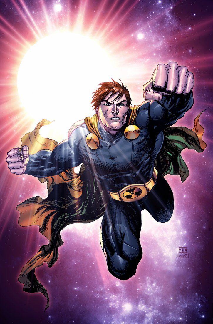 Hyperion (Character) - Comic Vine   Marvel H   Comic book