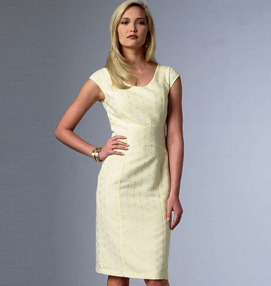 Vogue 8972 Misses\' Dress   Lcf   Pinterest