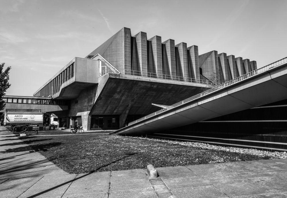 Delft university of technology aula conference centre delft