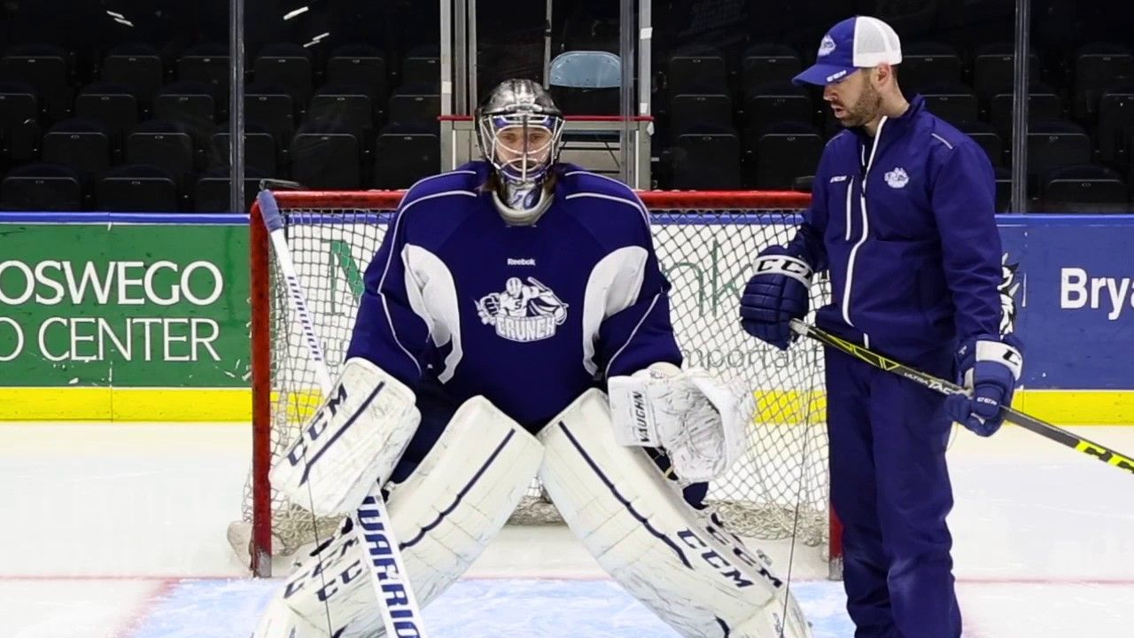 Box Control Is A Topic Thrown Around Quite Loosely These Days Here Are A List Of Some Of My Favorite Videos On The Topic Hockey Training Goalie Hockey Goalie