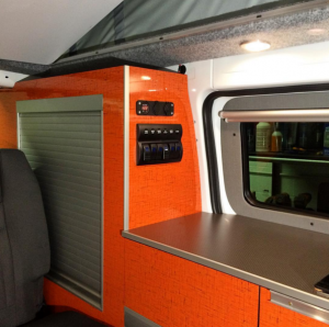 Nissan Nv200 Interior Recon Campers Rv Ideas Camper Camper