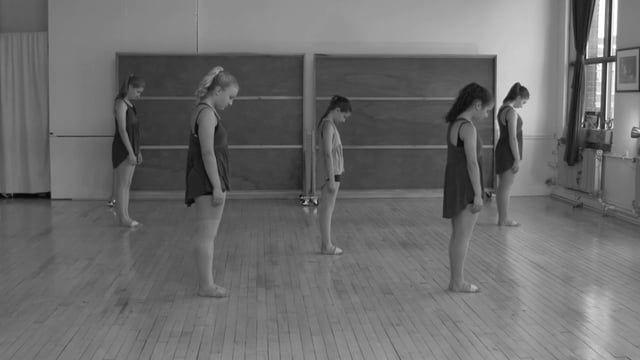 "Dust to Dust contemporary dance. ""Anita Deprey Studio of Dance in East Hartford, CT."" ."