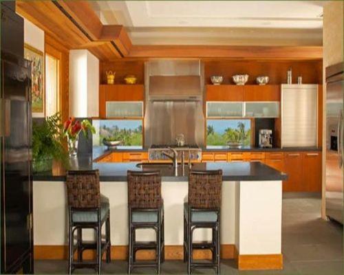 100 Küchen Designs u2013 Möbel, Arbeitsplatten und zahlreiche - arbeitsplatte holz küche
