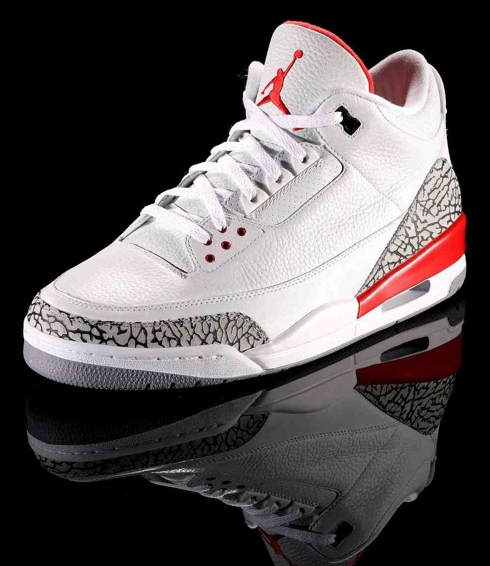 Price Targets Men'S Air Jordan Iii Shoes All White