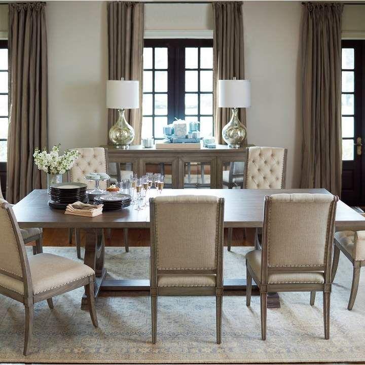 Bernhardt Marquesa Dining Table Dining Room Furniture Design