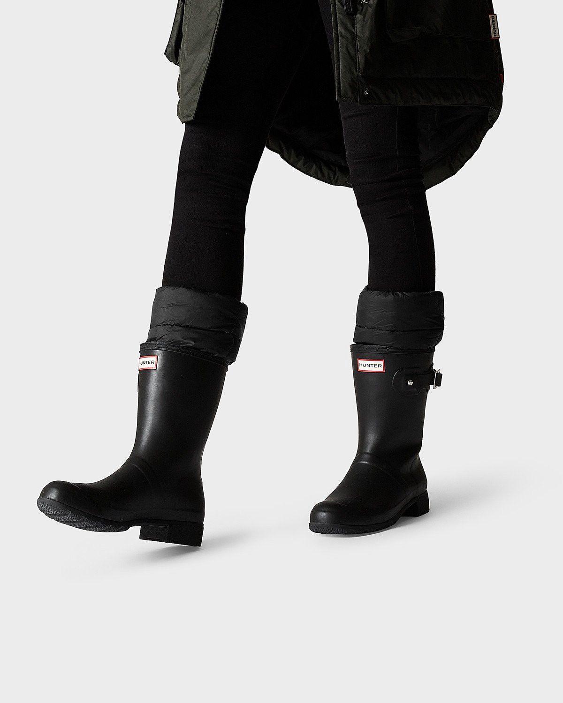 Hunter Original Down Short Boot Socks