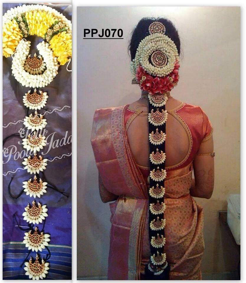 Indian Braids Hairstyle: Bridal Hairstyle Indian Wedding