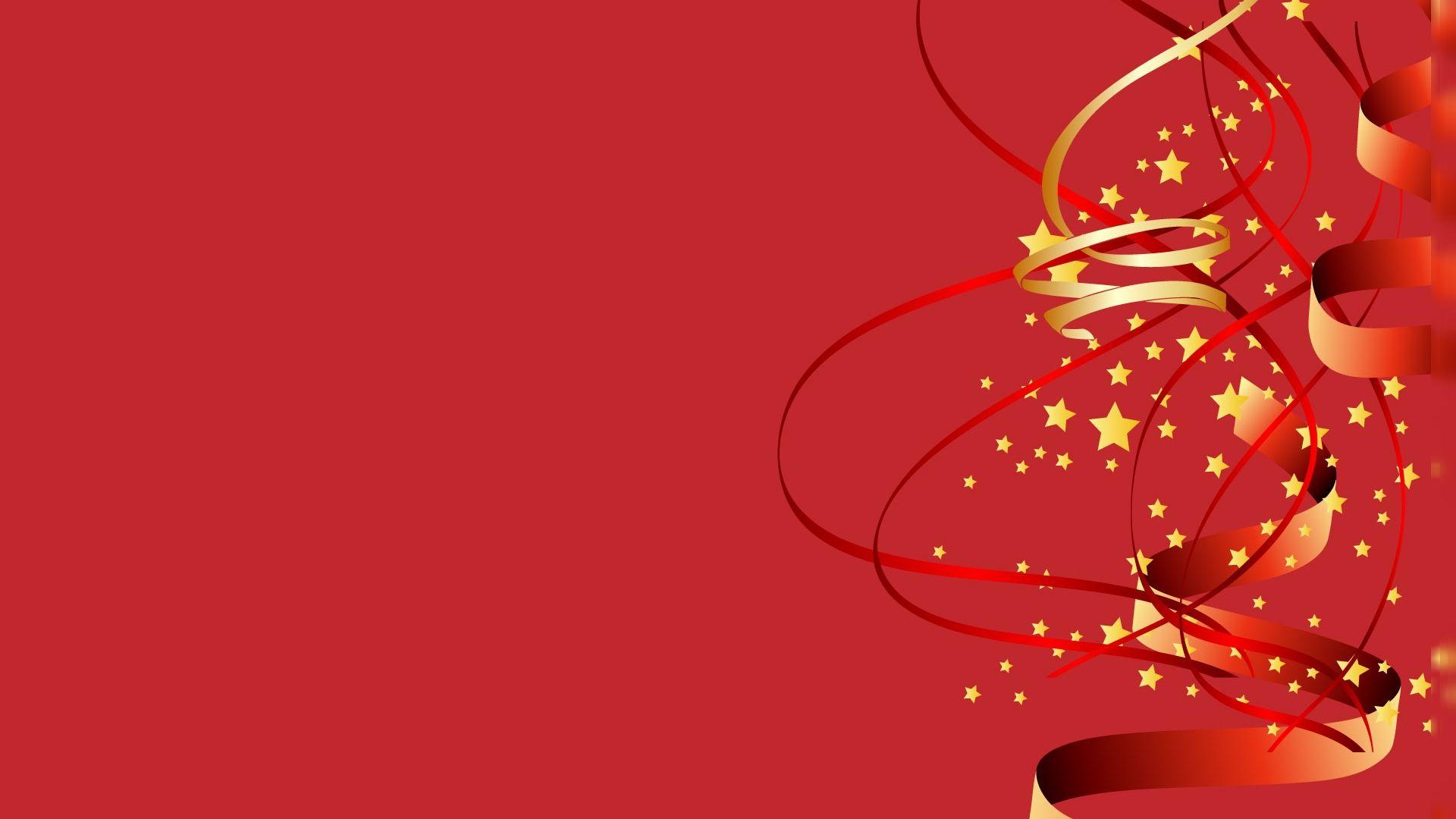 Happy Birthday Desktop, red background, vector Image Wallpaper ...
