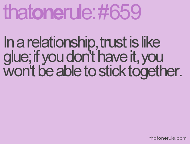 """Quotes About Family Sticking Together: #relationship #quote: """"In A Relationship, Trust Is Like"""