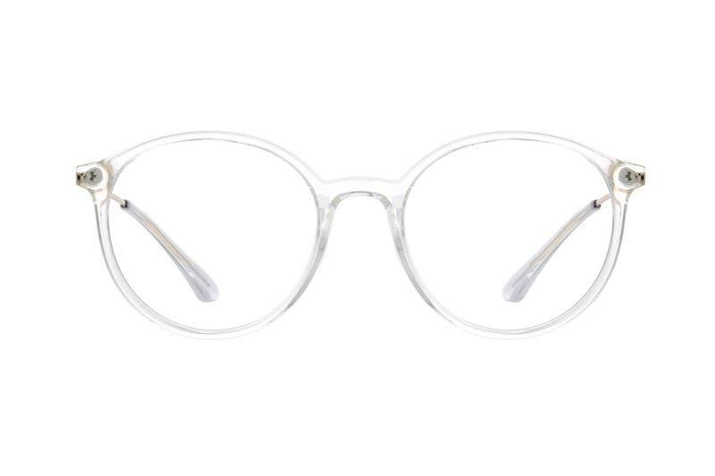 d27be01794 Translucent Round Glasses  7810023