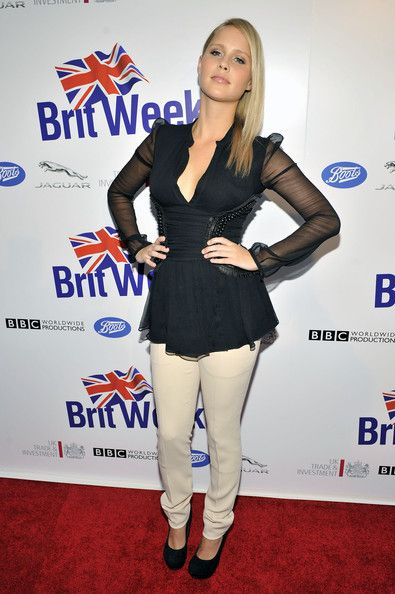 Claire Holt Photo - Official Launch Of BritWeek 2012 - Arrivals