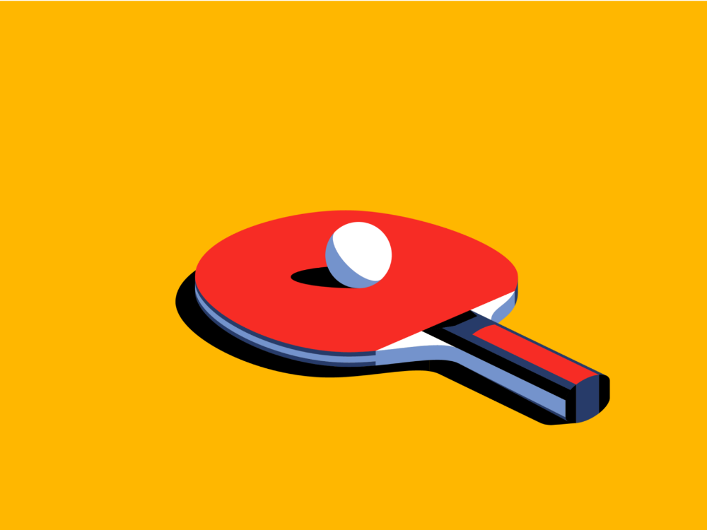 Ping Pong Ping Pong Table Tennis Personal Project Ideas